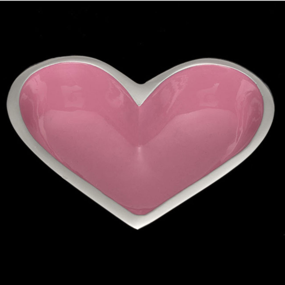 Tiny Hot Pink Heart
