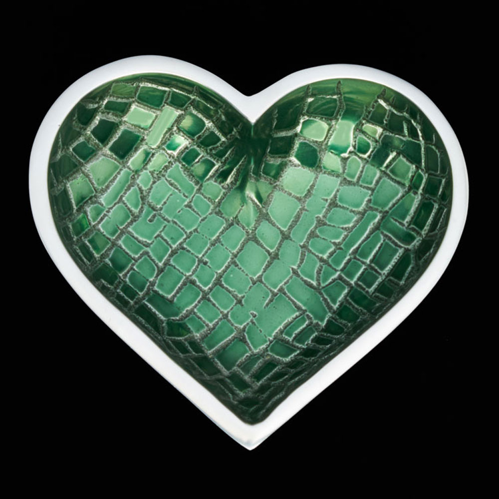 Croco Gator with Heart Spoon