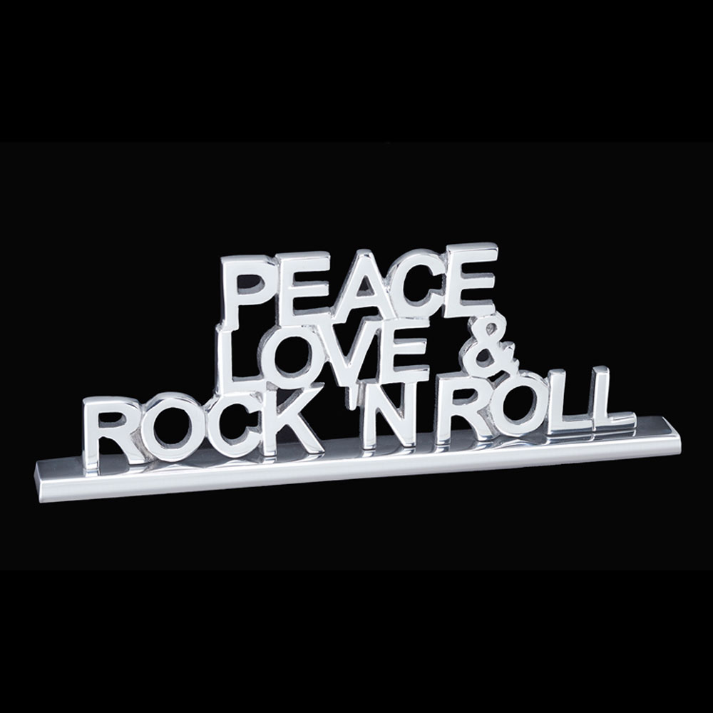 Peace Love & Rock-n Roll
