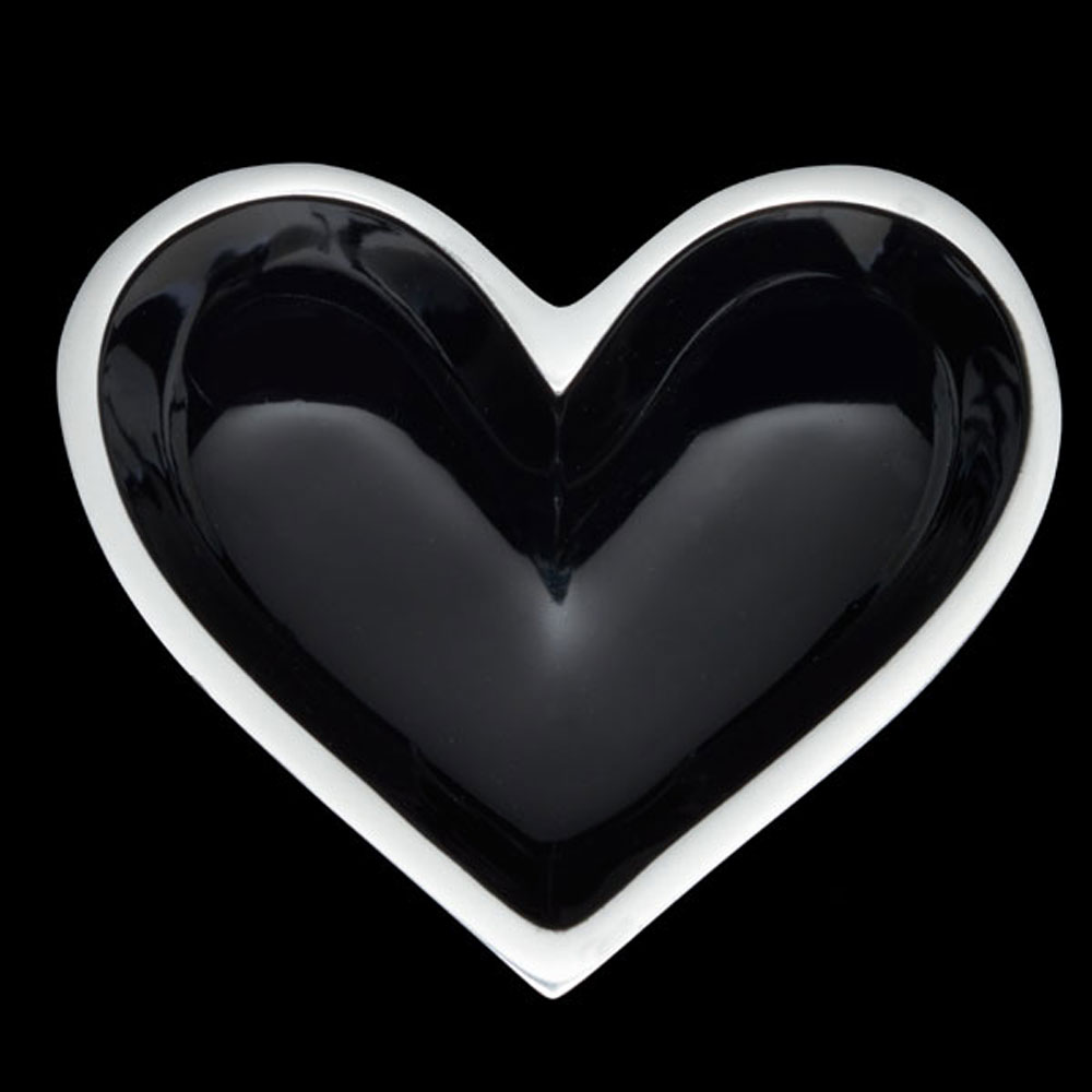 Tiny Black Heart