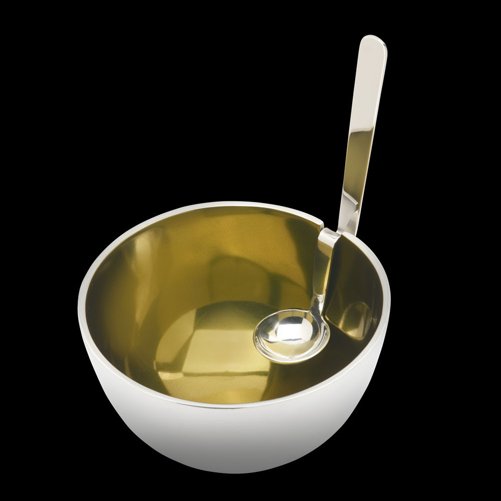 Lemon Lime Benzy Bowl with Spoon