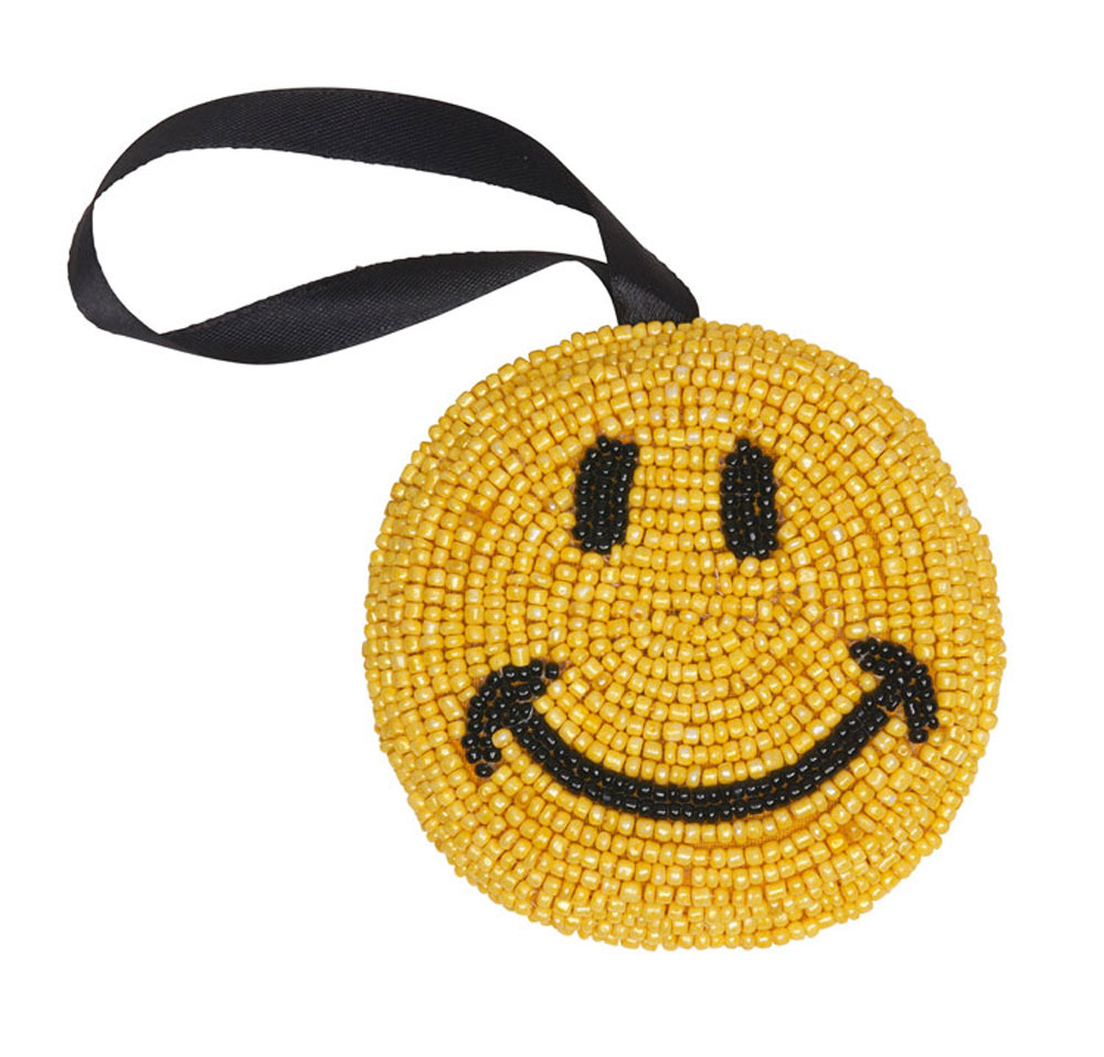 Smile Ornament - Set of 2