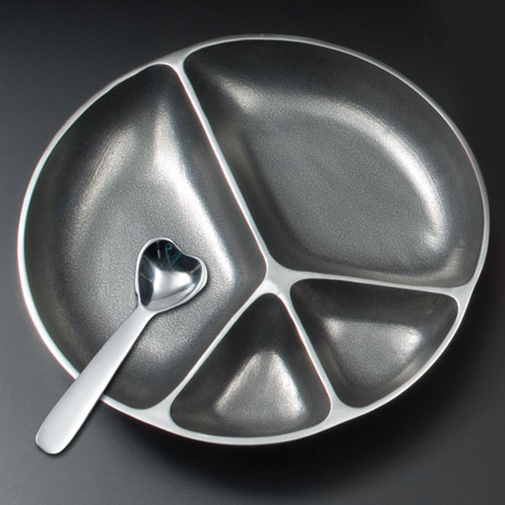 Lil Peace with Lil Heart Spoon