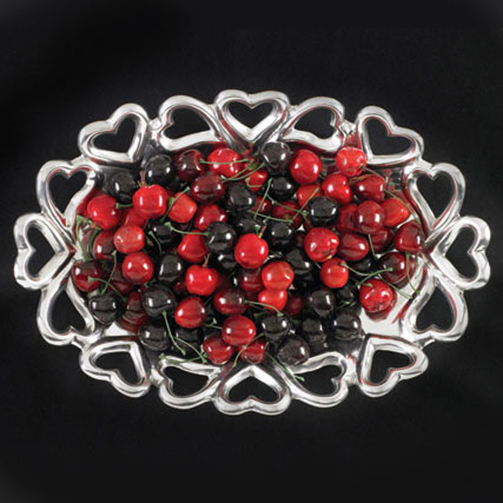 Heart to Heart Oval Dish