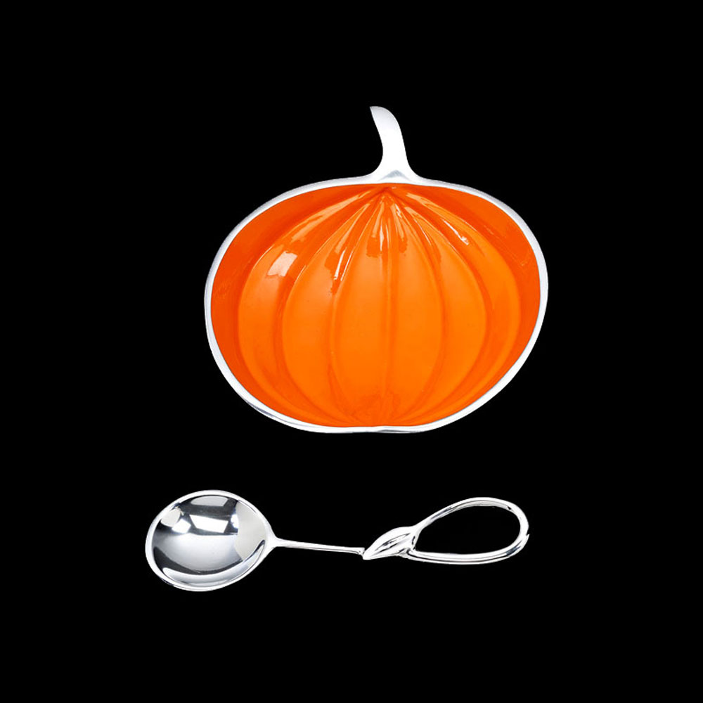 Lil Pumpkin with Spoon-Small