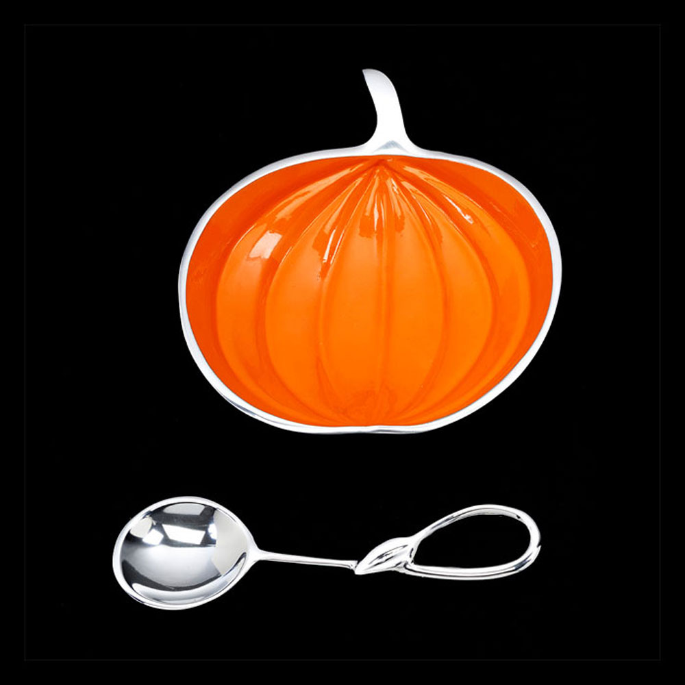 Lil Pumpkin with Spoon-Medium