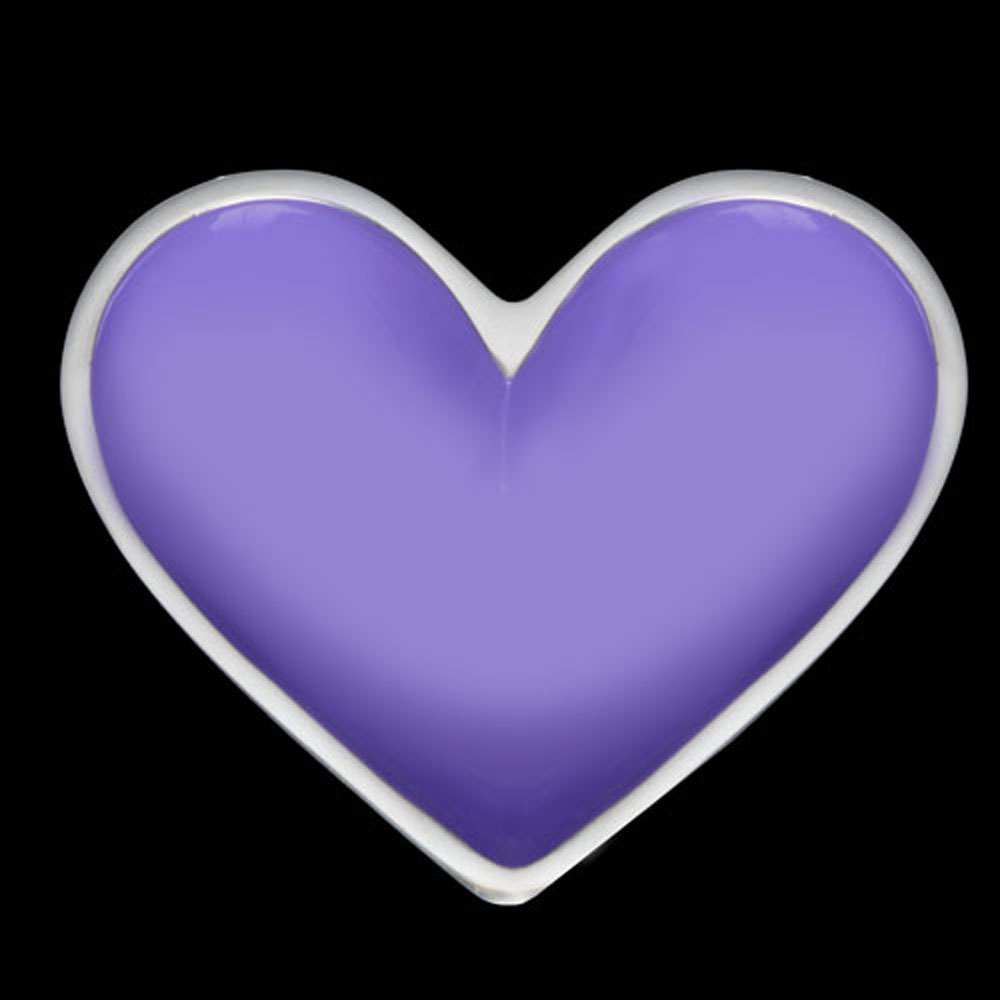 Tiny Purple Heart