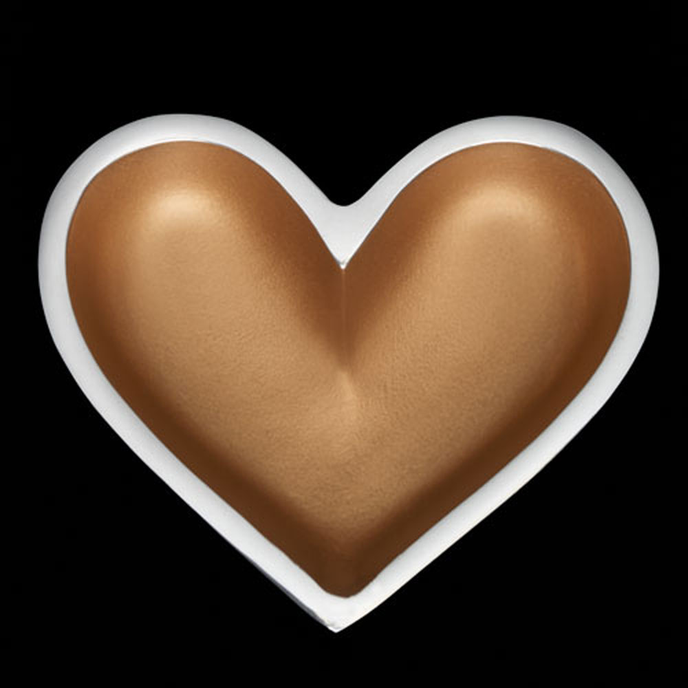 Tiny Gold Heart
